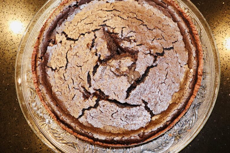Mississippi Mud Pie, la crostata al cioccolato più buona del mondo