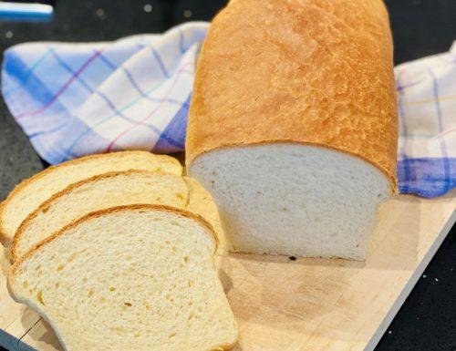 Pane in cassetta o pancarrè