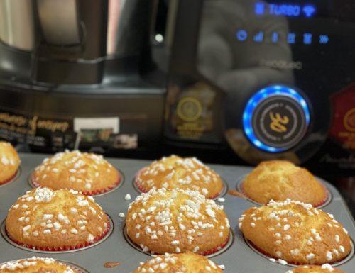 Muffin al Limone sofficissimi con Mambo Cecotec 10070