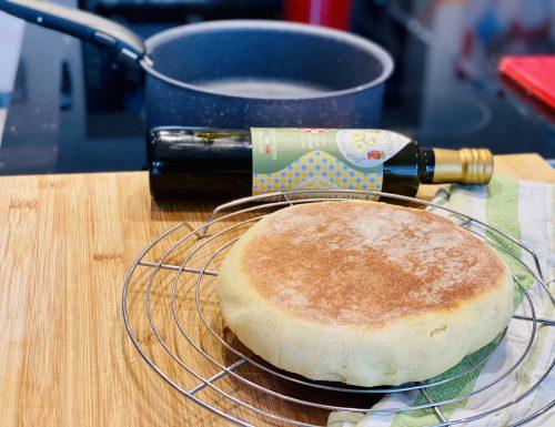 Pane di semola in padella, con questo pane non accenderai più il forno!