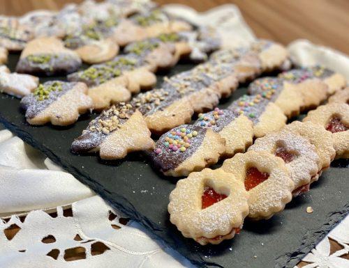 Biscotti al burro  Dessert siciliani