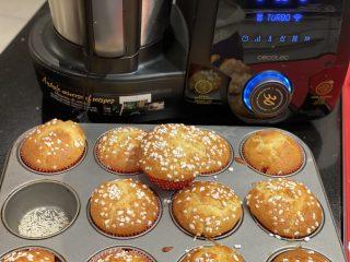 muffin al limone con mambo