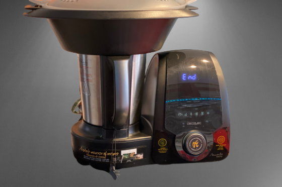 Mambo Cecotec 10070 il Robot da cucina  Spagnolo che fa la differenza