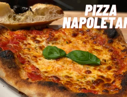 Pizza Napoletana fatta in casa come in pizzeria