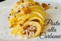 Carbonara, il piatto di Pasta più famoso al Mondo