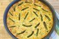 Frittata Asparagi e bacon cotta in forno facilissima da fare