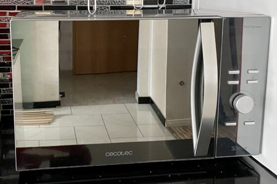 Microonde Cecotec PROCLEAN 9110 Full Inox Recensione completa e Utilizzo