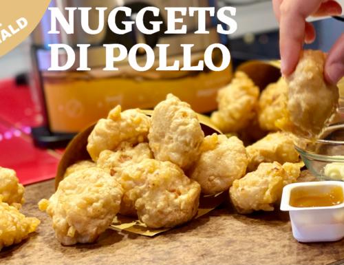 Nuggets di Pollo simil McDonald