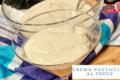 Crema Pasticcera al cocco senza uova