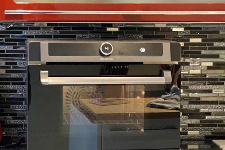 Forno Cecotec BAKE&STEAM 3000 COMBI-il forno da appoggio 3 in 1 che amerai al primo utilizzo