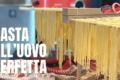 Pasta all` Uovo Perfetta per Lasagne/Fettuccine/Spaghetti/Tagliatelle