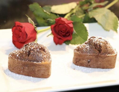 Brownies alla nutella utilizzando solo 4 ingredienti essenziali