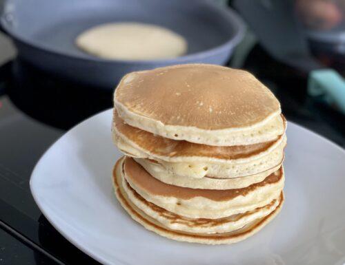 Pancake Americani pronti in 2 semplici mosse